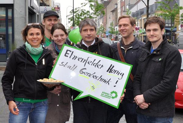 Honigbrote Ehrenfeld