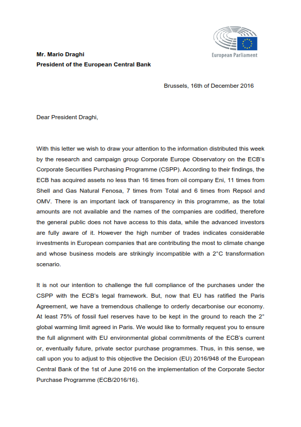 letter to Mr Draghi CSPP_001