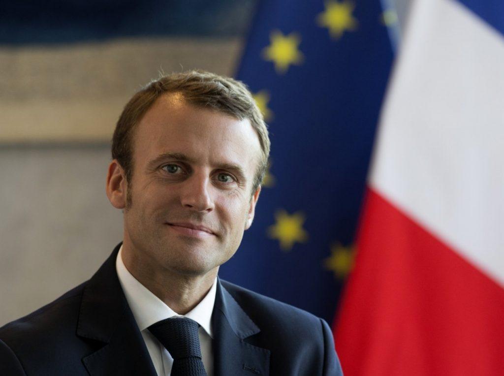 Emmanuel Macron, Präsident Frankreichs
