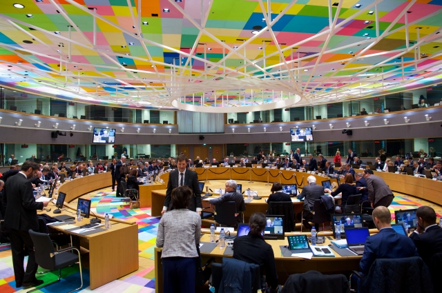 Meeting of the Council of the EU (free picture from consilium.europa.eu)