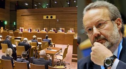 Europäischer Gerichtshof und Emilio de Capitani