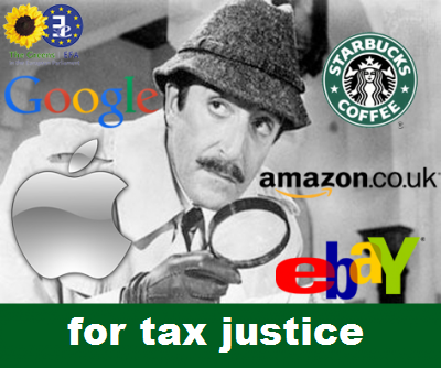 Sherlock for tax justice