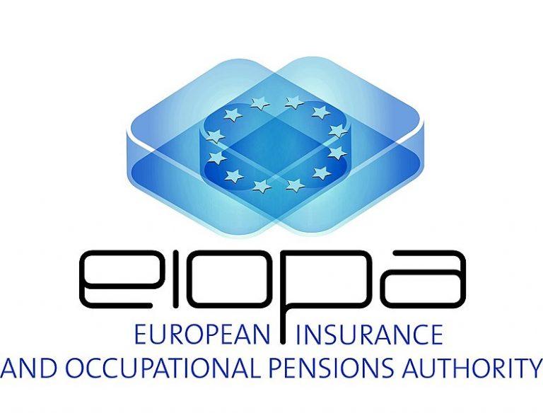 Logo der Versicherungsaufsicht IOPA in groß