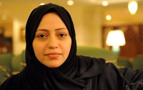Frauenrechtlerin Samar Badawi, Frau des Sacharov-Preisträgers Raif Badawi