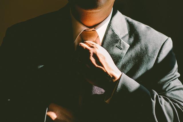 Krawattenknoten Männer Pixabay