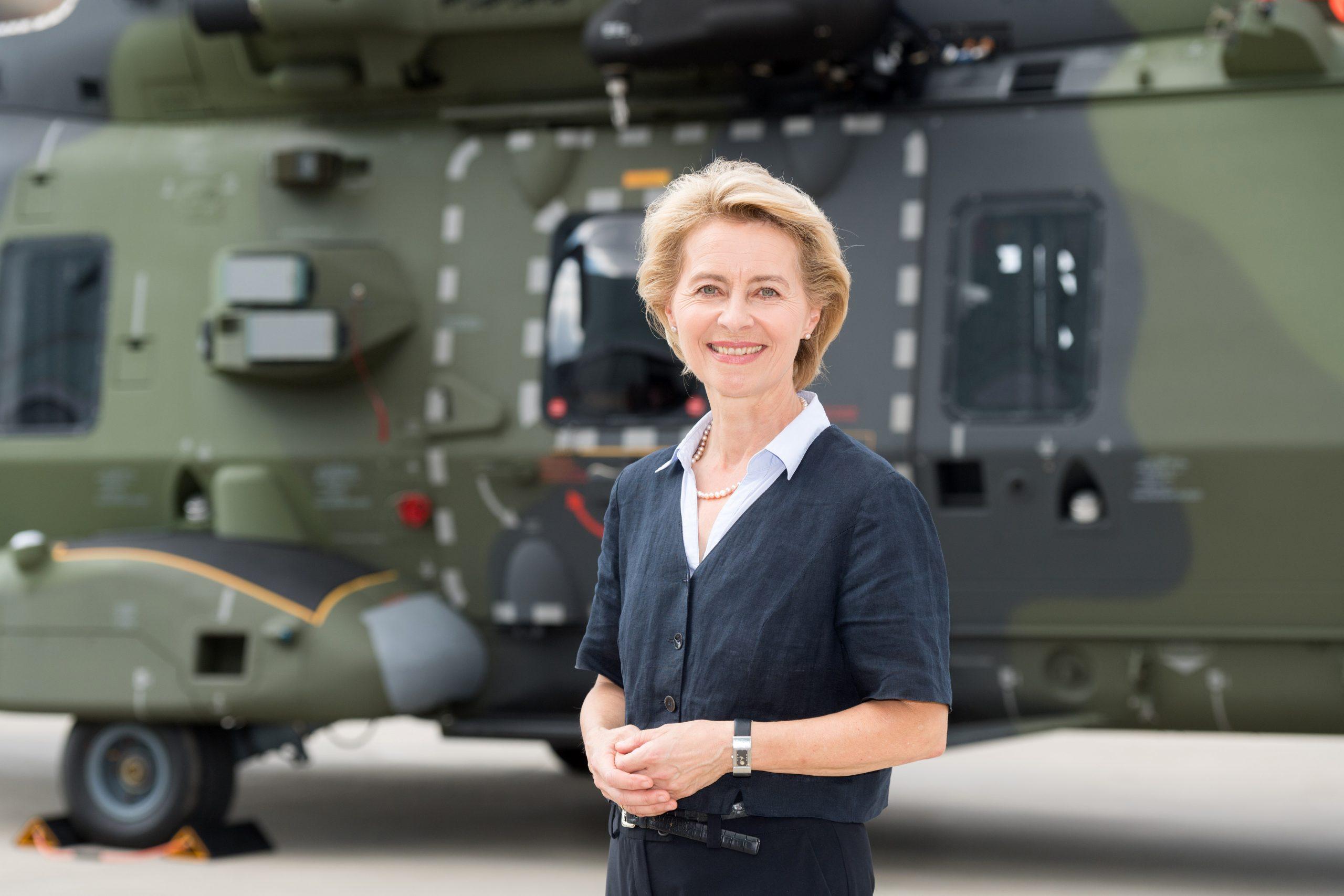 Public Hearing With Ursula Von Der Leyen Watch Live Today
