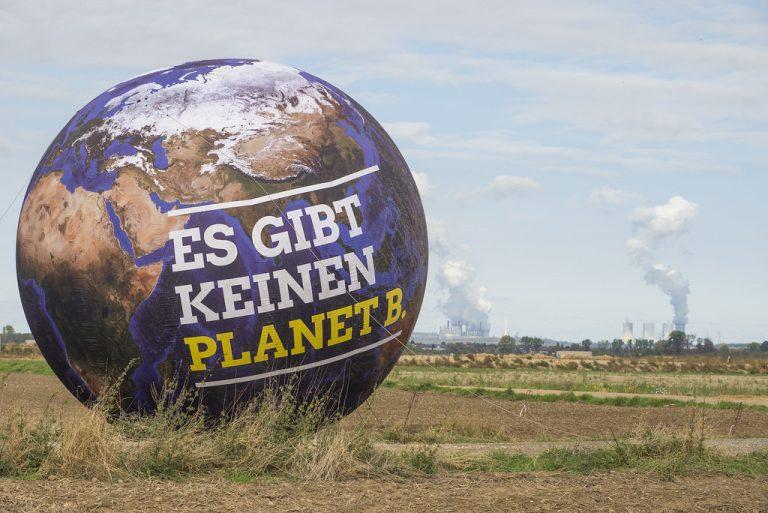 Planet B, Erde, Lieferkette