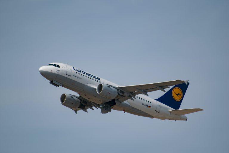 Lufthansa Flugzeug Airline