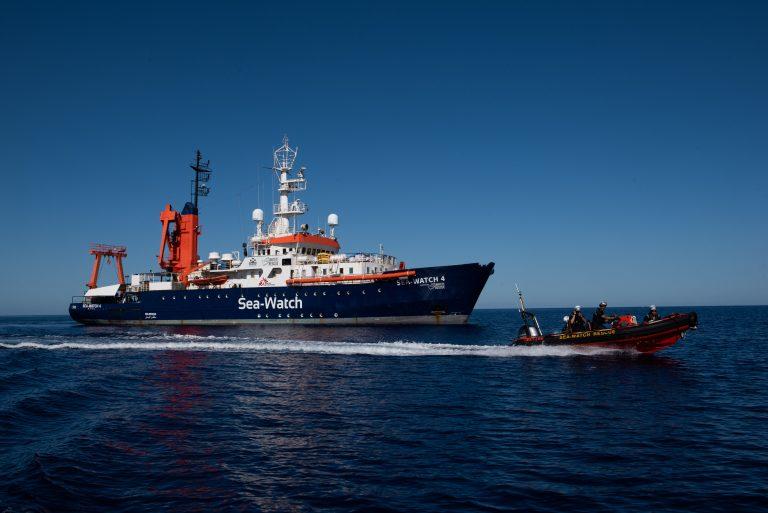 seawatch kirchenschiff