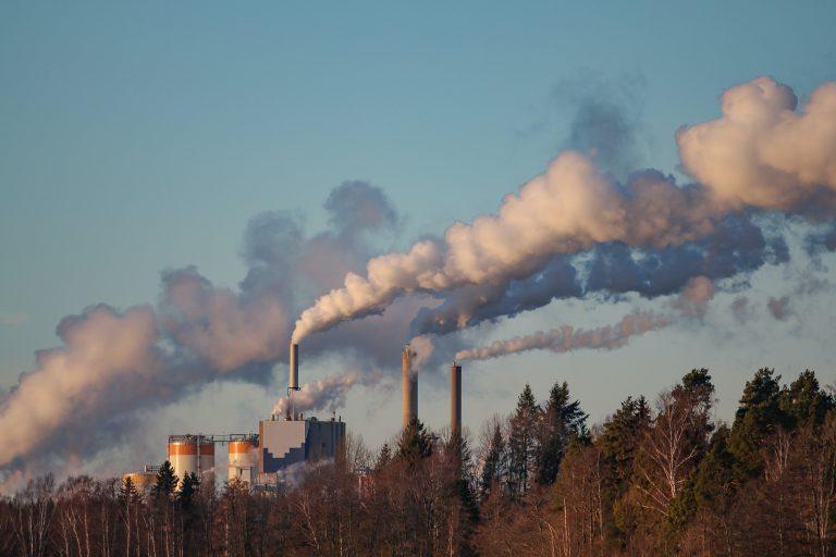 Luft Verschmutzung Air pollution